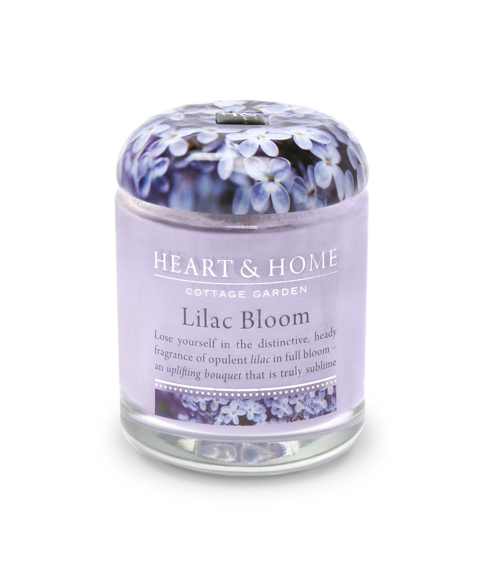 Lilac Bloom - Small Candle - From Heart and Home