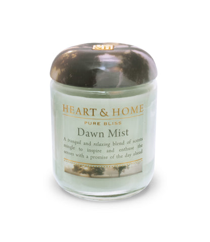 Dawn Mist - Small Candle - From Heart and Home