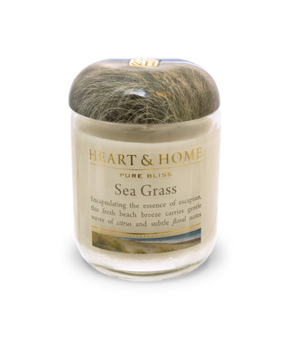 Sea Grass - Small Candle - From Heart and Home