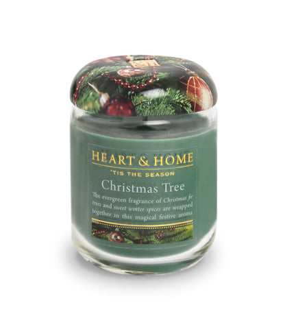 Christmas Tree - Small Candle - From Heart and Home
