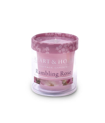 Rambling Rose - Votive - From Heart and Home