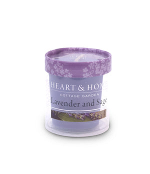 Lavender Sage - Votive - From Heart and Home