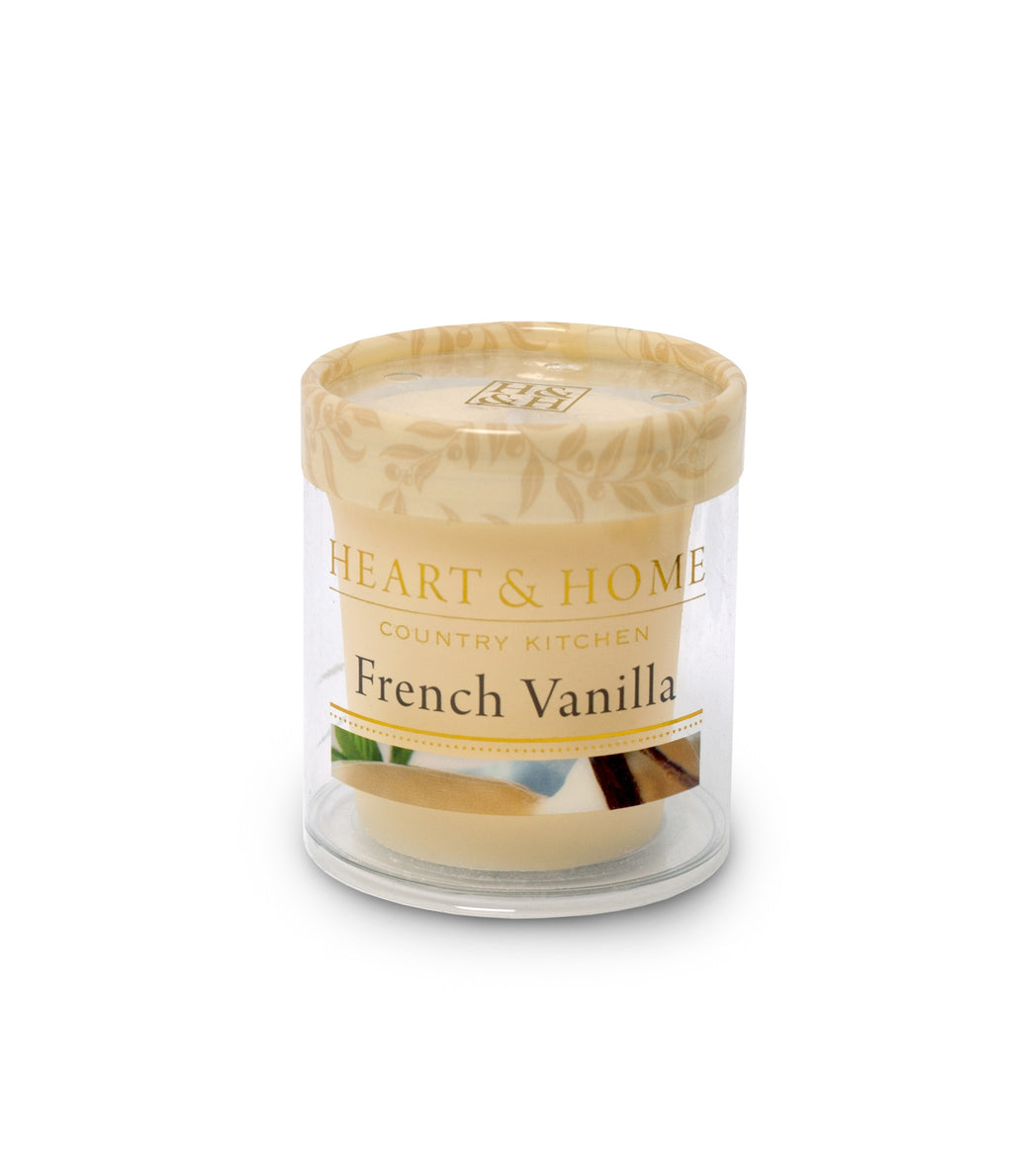 French Vanilla - Votive - From Heart and Home