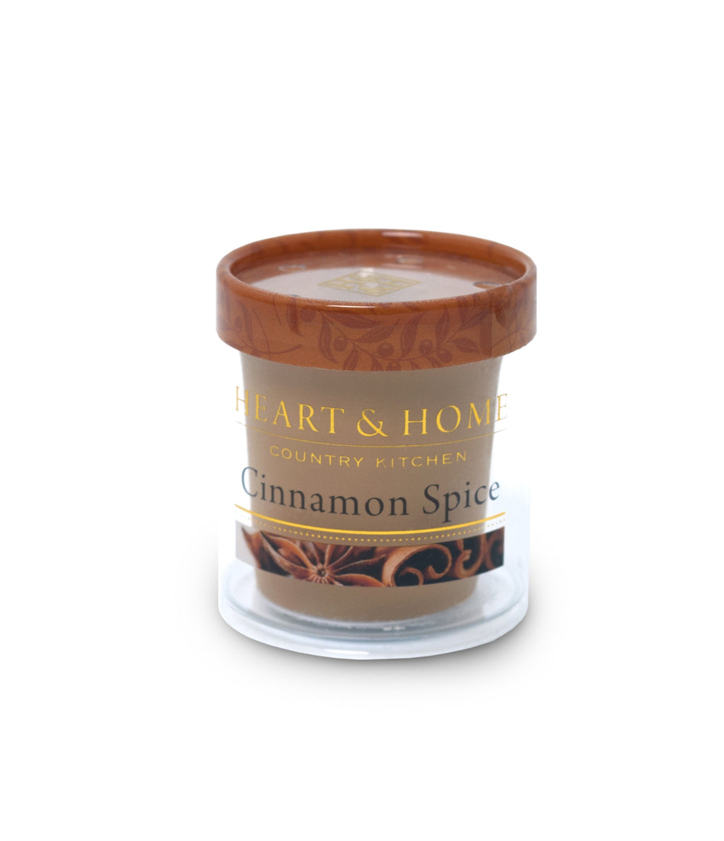 Cinnamon Spice - Votive - From Heart and Home