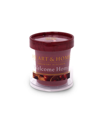 Welcome Home - Votive - From Heart and Home