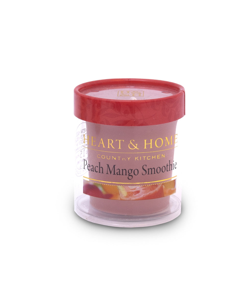 Mango Smoothie - Votive - From Heart and Home