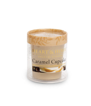 Caramel Cupcake - Votive - From Heart and Home