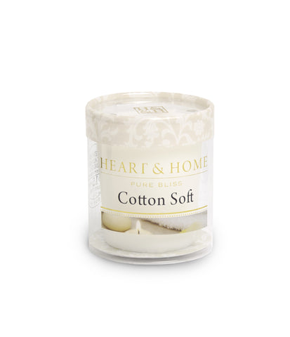 Cotton Soft - Votive - From Heart and Home