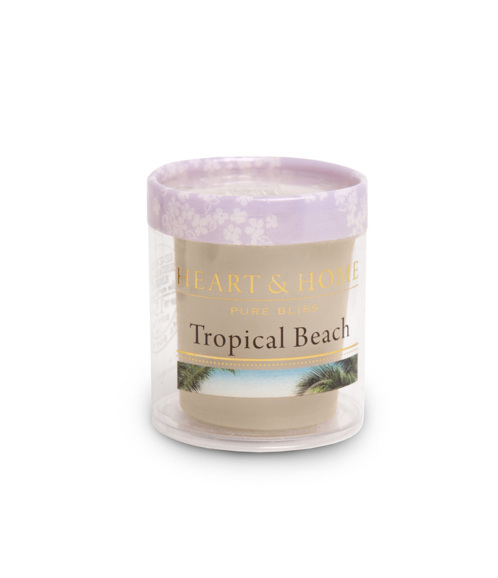 Tropical Beach - Votive - From Heart and Home