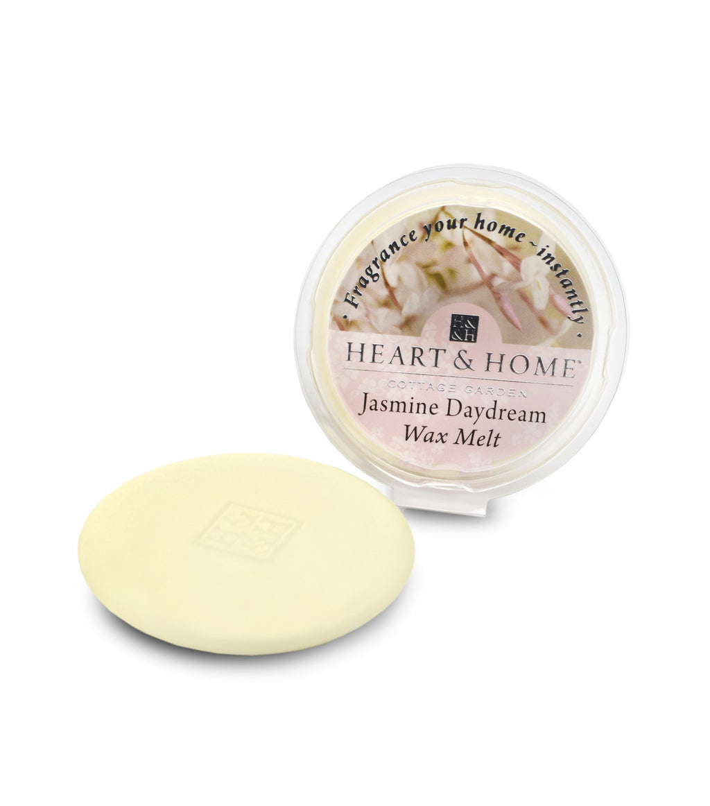 Jasmine Daydream - Wax Melts - From Heart and Home