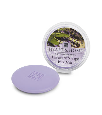 Lavender Sage - Wax Melts - From Heart and Home