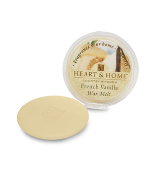 French Vanilla - Wax Melts - From Heart and Home
