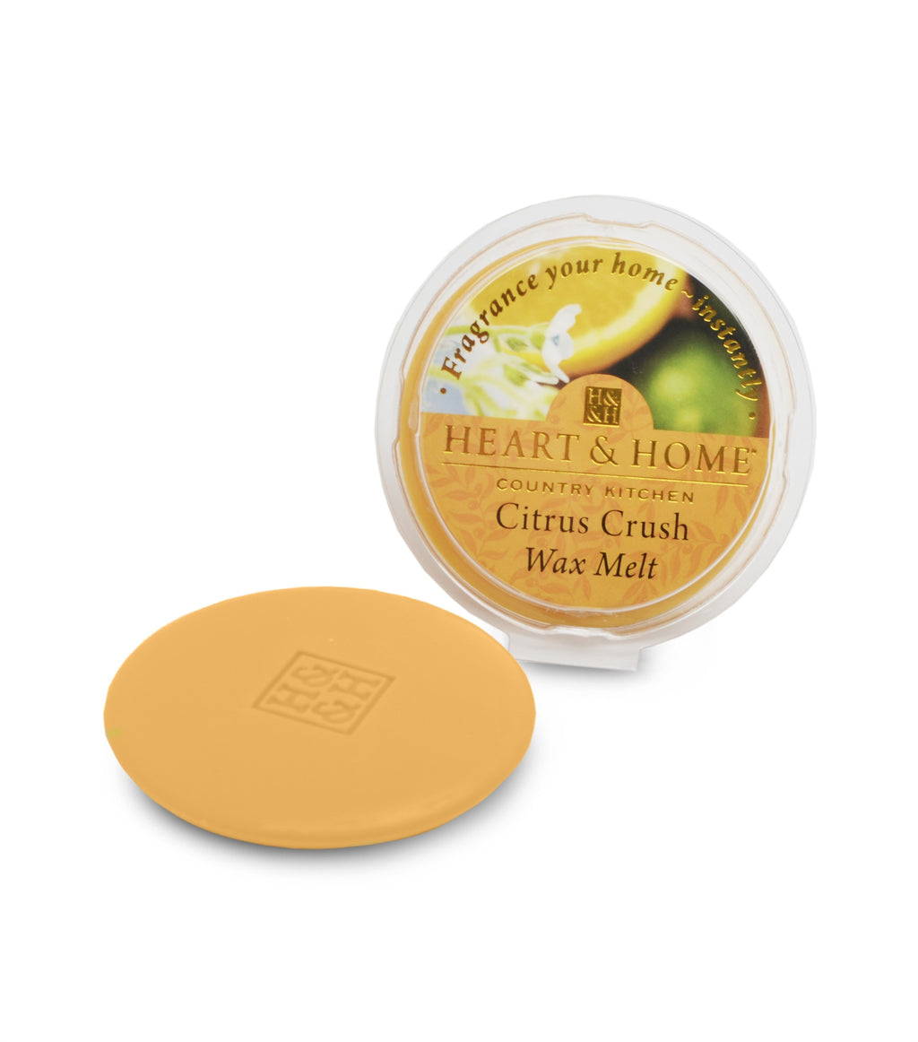 Citrus Crush - Wax Melts - From Heart and Home