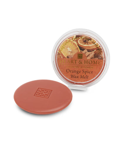 Orange Spice - Wax Melts - From Heart and Home