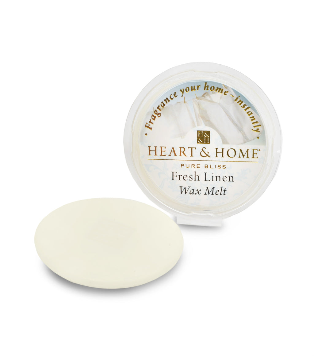 Fresh Linen - Wax Melts - From Heart and Home