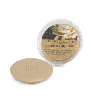 Caramel Cupcake - Wax Melts - From Heart and Home