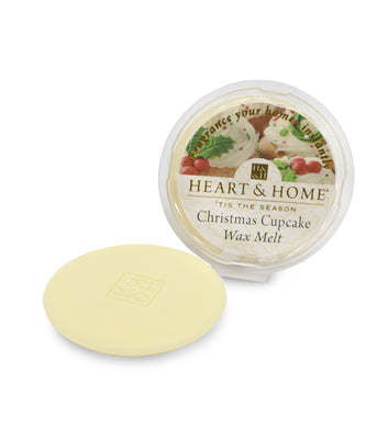 Christmas Cupcake - Wax Melts - From Heart and Home