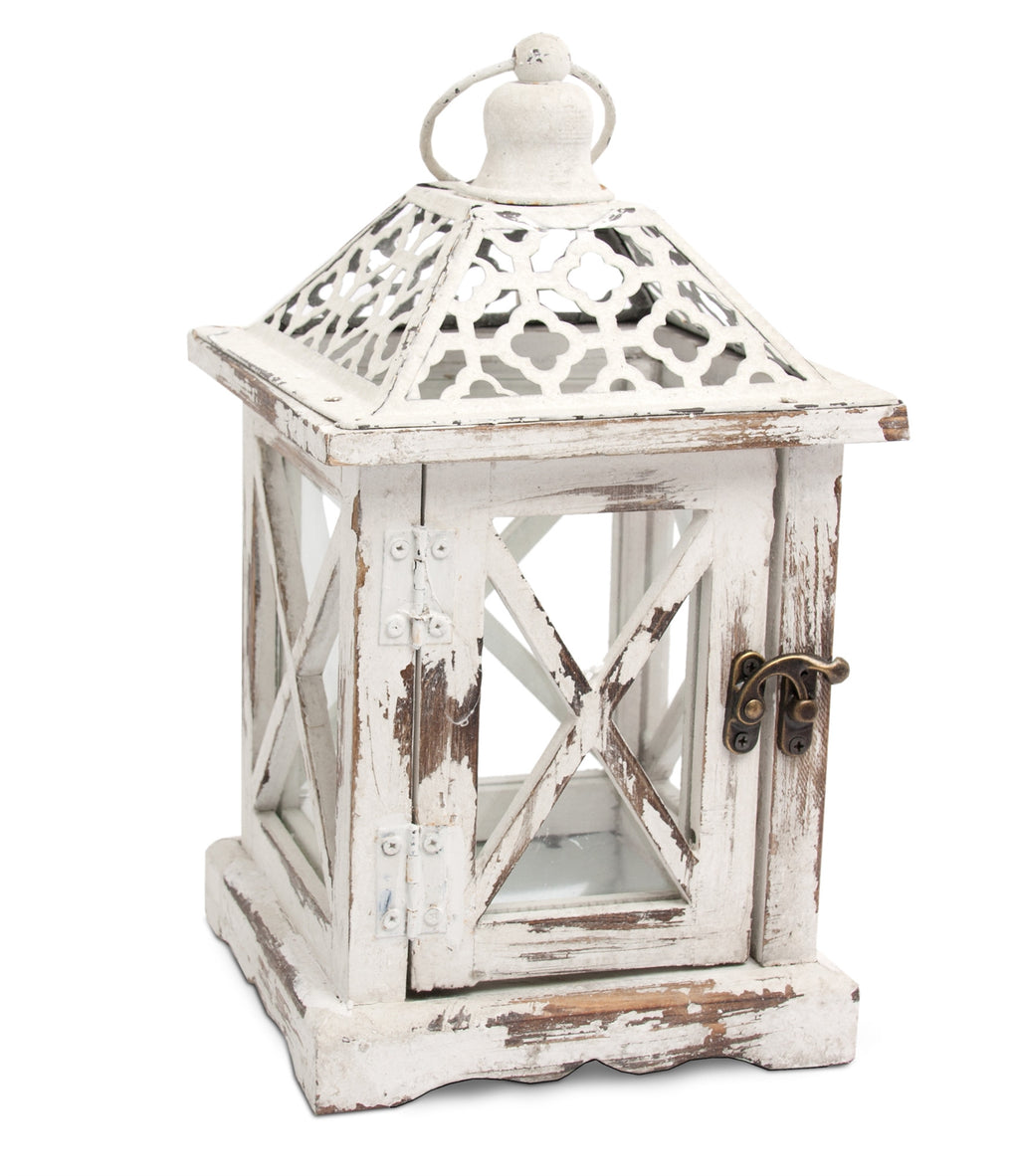 Wooden Lantern - From Heart and Home