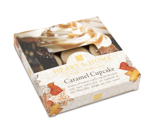 Caramel Cupcake - Tealights - From Heart and Home