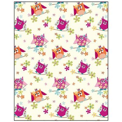 Owls Gift Wrapping Paper