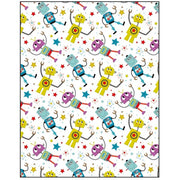 Robots Gift Wrapping Paper