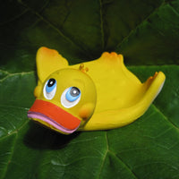 UFO Soap Dish Latex Rubber Duck From Lanco Ducks