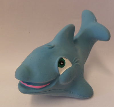 Latex Rubber Dolphin From Lanco Ducks
