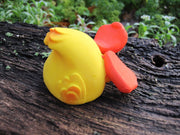 Diver Duck Tail Latex Rubber Duck From Lanco Ducks