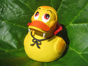 Dracula Vampire Latex Rubber Duck From Lanco Ducks (Halloween)