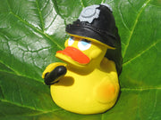 Police Latex Rubber Duck From Lanco Ducks