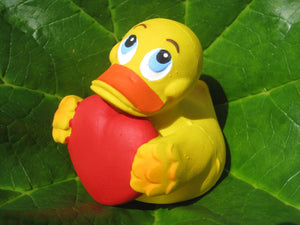 Love Latex Rubber Duck From Lanco Ducks