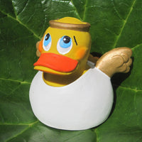 Angel Latex Rubber Duck From Lanco Ducks