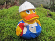 Builder DIY Latex Rubber Duck From Lanco Ducks