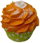 Large Cupcake Bath Fizz - Love Affair 145-185 grams