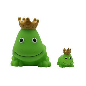 Mini Frog Prince rubber duck
