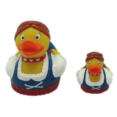 Mini Zenzi - Bavarian rubber duck