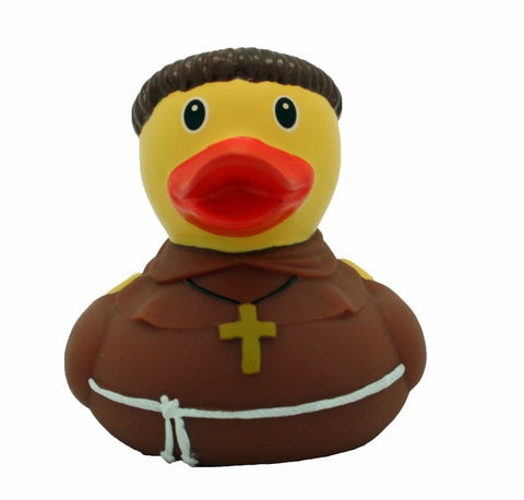 Monk rubber duck