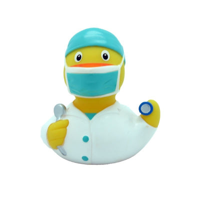 Dentist rubber duck