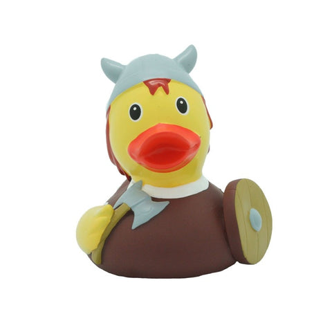 Viking rubber duck