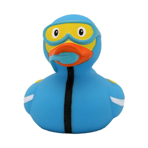 Diving rubber duck