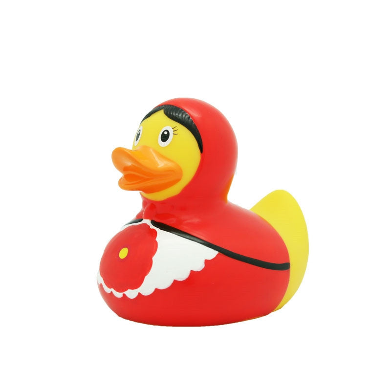 Red Russian Doll Duck