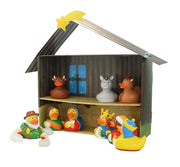 Rubber Duck Nativity Scene By Lilalu