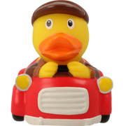 Car Driver Duck - design by LILALU