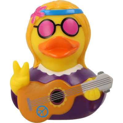 Hippie Female Duck - design by LILALU