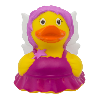 Fairy Rubber Duck By Lilalu
