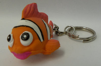 Mini Clownfish Key. From Lanco Ducks