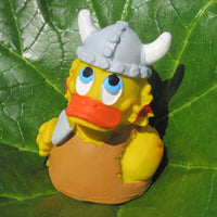 Viking Latex Rubber Duck From Lanco Ducks
