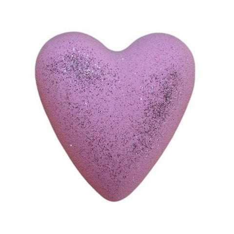 Mega Fizz Bath Hearts - Jasmine Wings