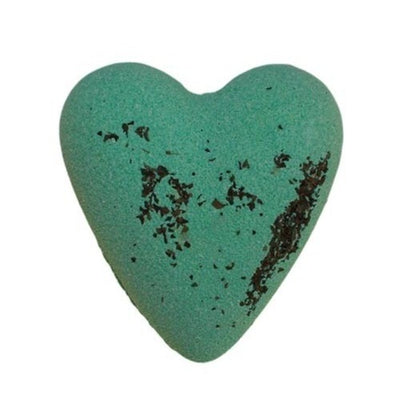 Mega Fizz Bath Hearts - Fresh Mint
