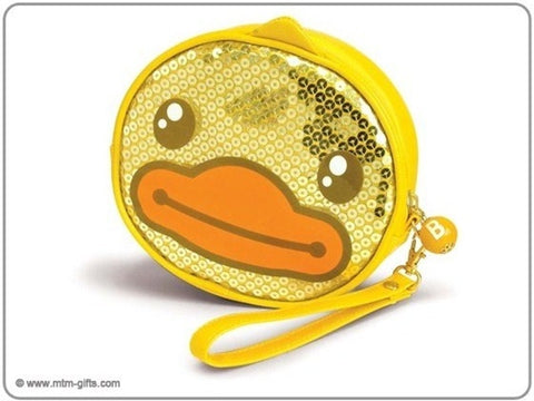 B.Duck Cosmetics Bag Yellow